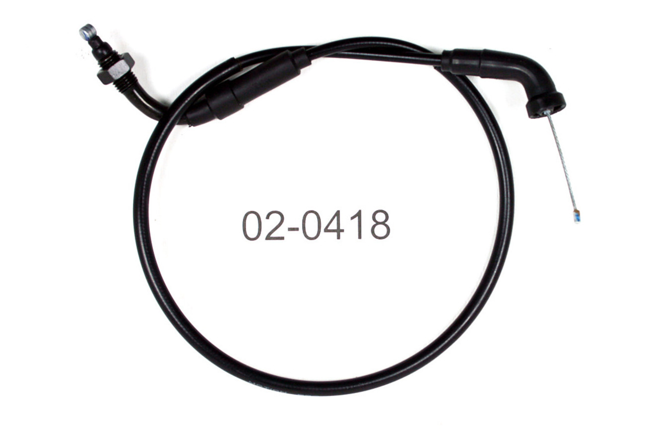 Motion Pro Black Vinyl OE Throttle Cable 05-0319