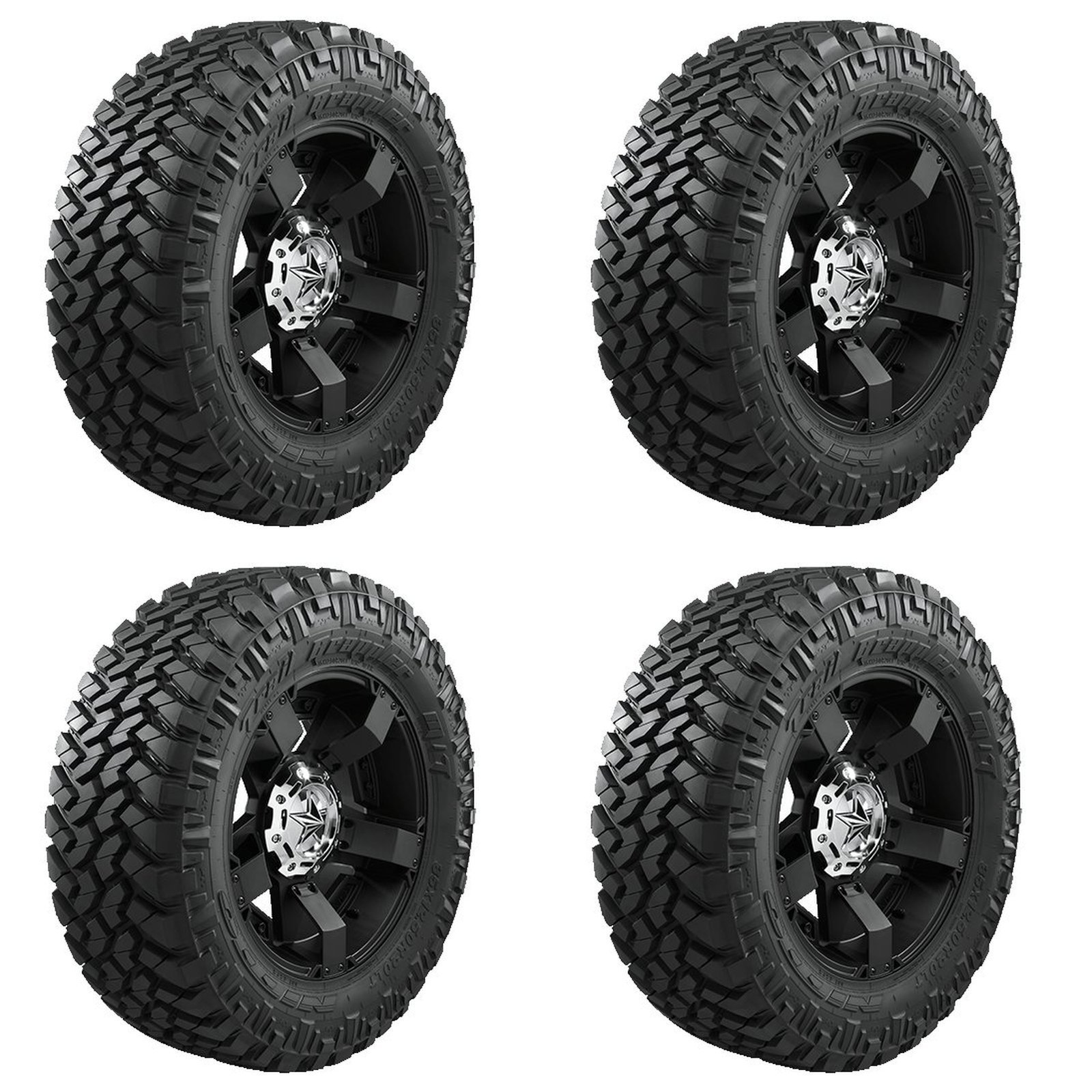 Nitto Off Road Tires >> Details About 4x Nitto Lt285 70r17 Trail Grappler Off Road Truck Suv Tires M T A S 121q 10ply