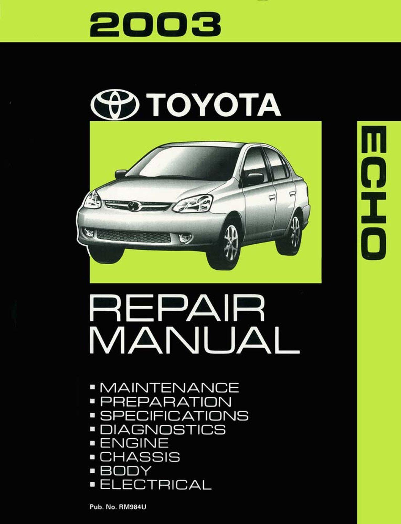 Bishko OEM Repair Maintenance Shop Manual Bound for Toyota Sequoia 2004