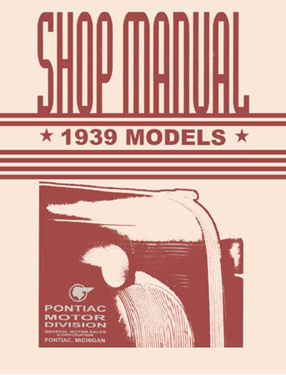 OEM Repair Maintenance Shop Manual Bound Ford /& Mercury Engine//Chassis 1939-1940