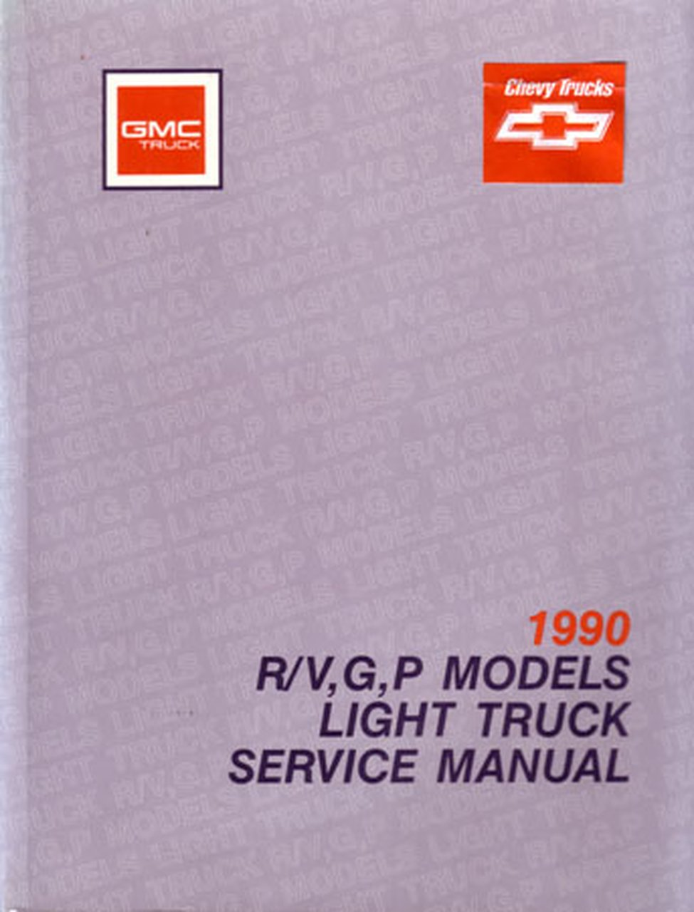 OEM Digital Repair Maintenance Shop Manual CD Chevy Truck /& Gmc /'P/' Chassis 1998