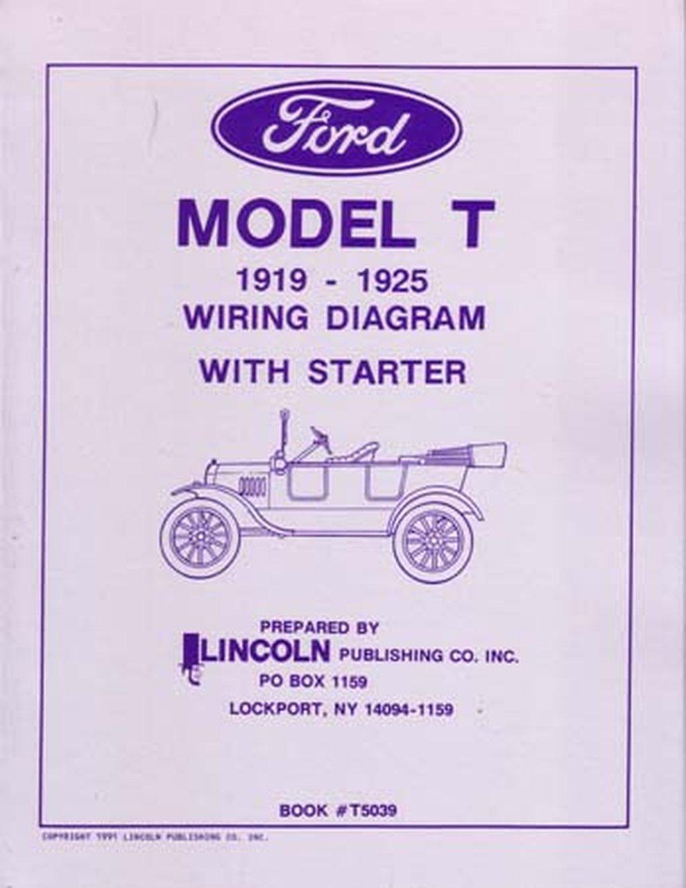 Oem Repair Maintenance Wiring Schematics Bound For Ford