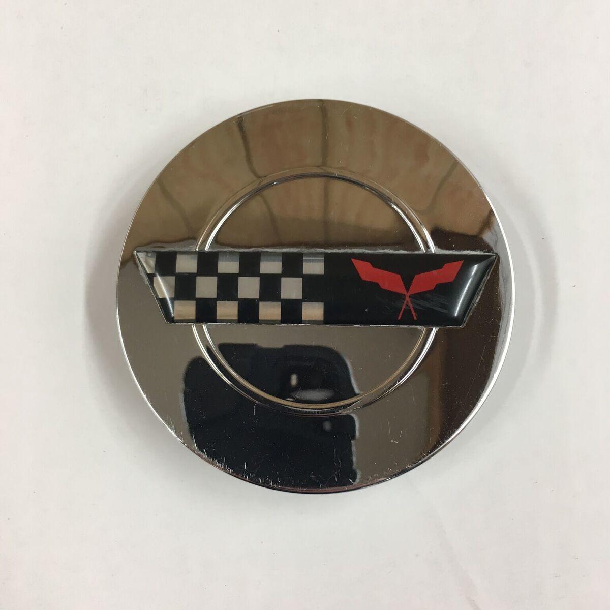 REPLICA WHEELS Chevy Corvette H1040 Chrome Center Cap