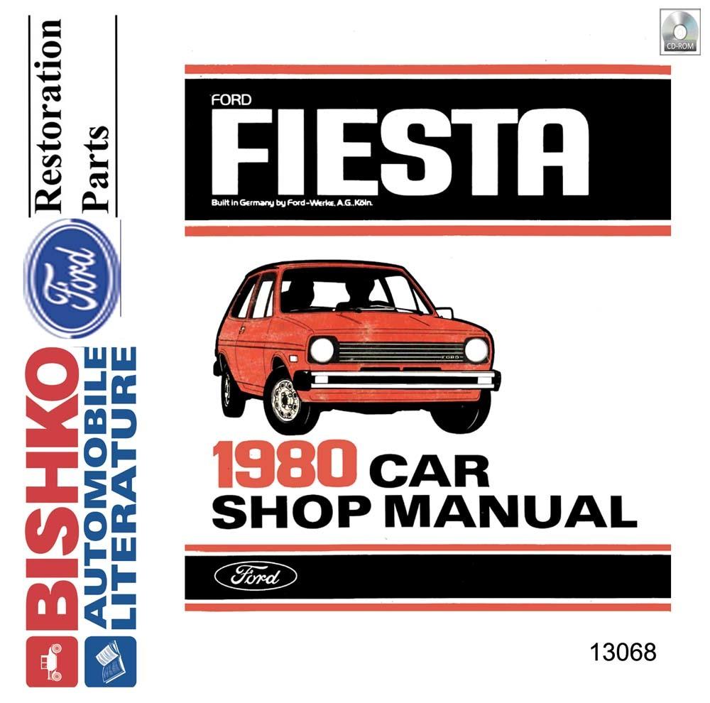 Oem Digital Repair Maintenance Shop Manual Cd For Ford