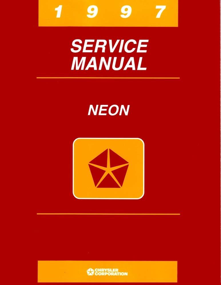 Bishko OEM Repair Maintenance Shop Manual Bound for Dodge ...