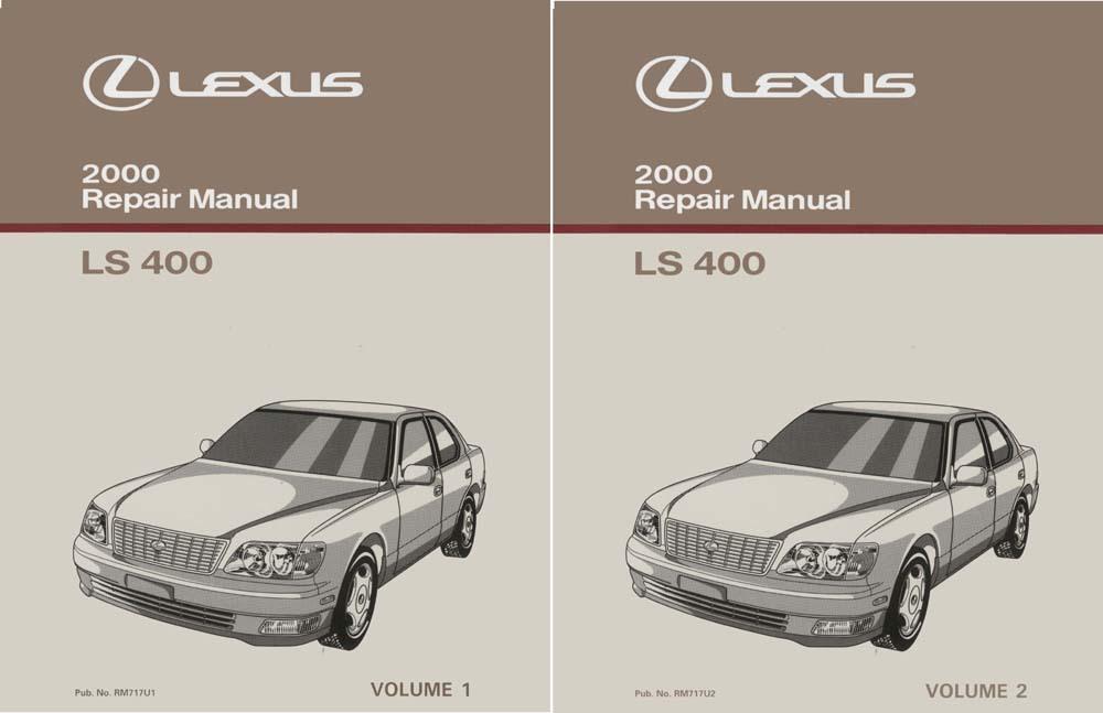 Bishko Oem Repair Maintenance Shop Manual Bound For Lexus